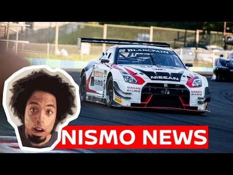 YouTube HQ, Nurburgring, Supercars, GT Academy, SuperGT! Nismo TV News Ep 6