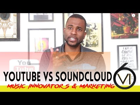 Soudcloud vs Youtube: Which Is The Best Platform For Music?