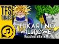 DragonBall Z Abridged MUSIC: Hikari no Willpower - (Fauxchestral Battle Mix) TRUNKS VS CELL DBZA