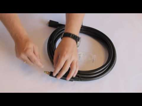 """Nilfisk """"O"""" ring replacement for high pressure hose – gun end"""