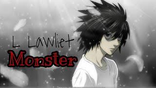 Death Note L Lawliet AMV - Monster