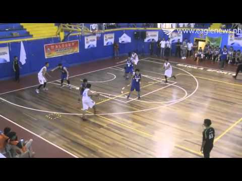Unity Games International 2015 - Basketball - Mindanao VS Southern Luzon