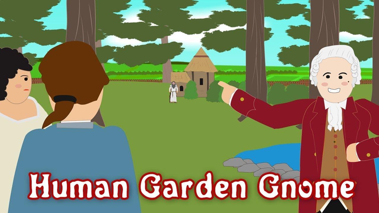 Human Garden Gnome (Weird Jobs in History)