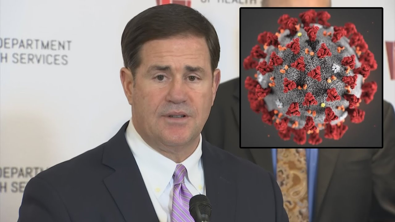 Ducey declares public health emergency in response to coronavirus concerns thumbnail