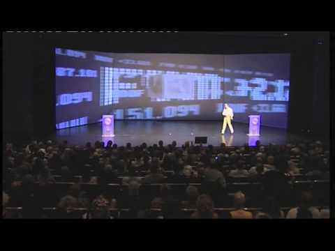 How Patrick Dixon will transform your corporate event - high