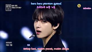 [LIVE] BTS - Best Of Me INDOSUB