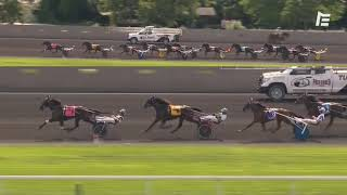 Vidéo de la course PMU HAMBLETONIAN OAKS N?95 - FINAL FILLIES