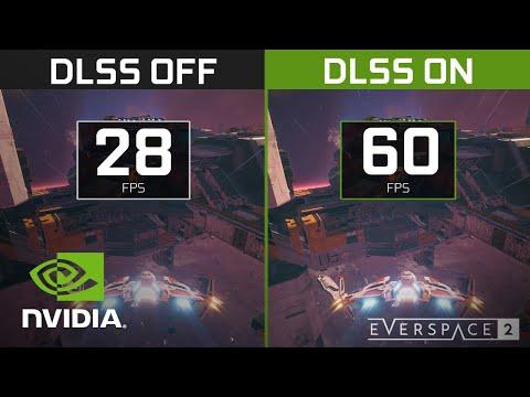 EVERSPACE 2 | 4K NVIDIA DLSS Comparison