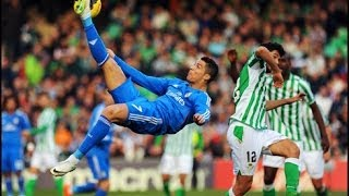 Cristiano Ronaldo The Commander Awesome Skills Goals 2014 HD