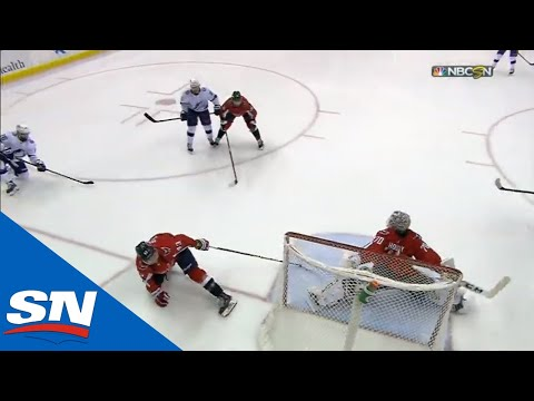 In Case You Missed It: Potential Goal of Year Scored by Tampa Bay Lightning