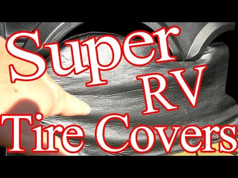 RV Tire Covers.. The One Thing Most RVer's Forget!