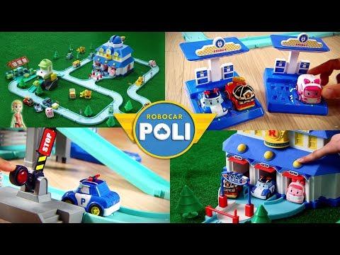 CF Compilation | Robocar poli special clips