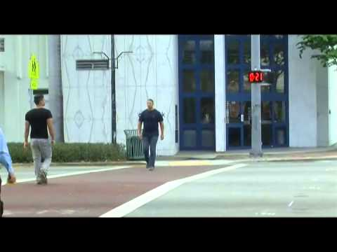 Miami Beach Beat - Pedestrians are safer due to High Visibility Enforcement in Miami Beach