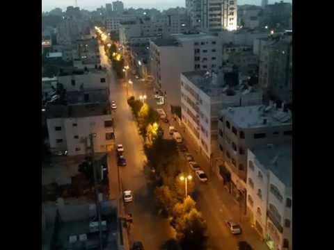 شارع الشهداء غزة