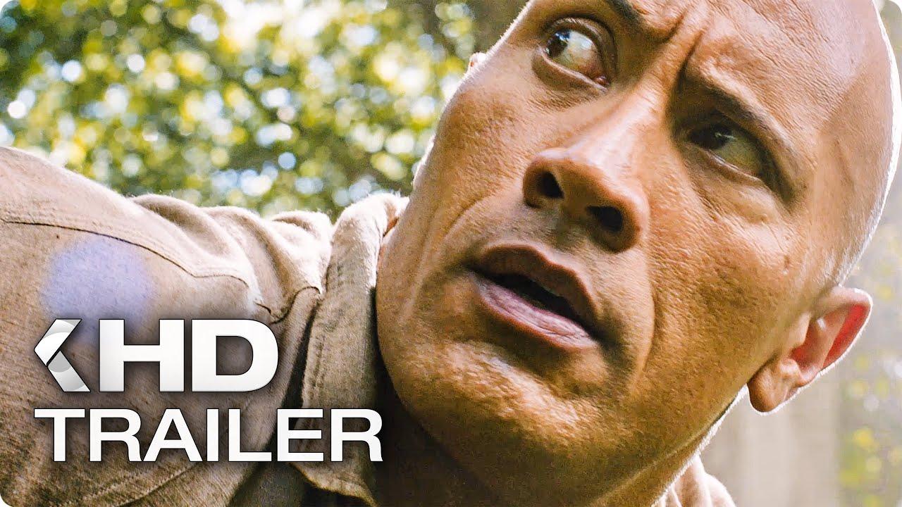Download JUMANJI 2 International Trailer (2017)