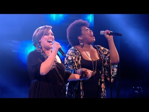 Team Tom perform 'Shake It Out' - The Voice UK - Results Show 4 - BBC One