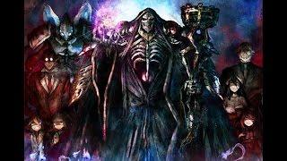 Обзор на Аниме (Overlord)-Владыка