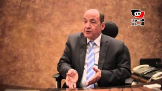 «الخولي»: «الربيع العربي له تأثير قوي علي عملية تهريب المخدرات»