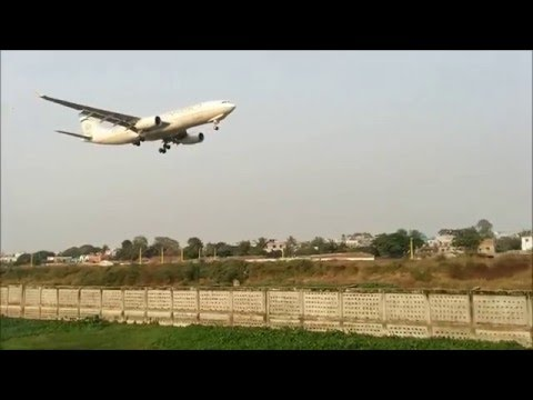 [HD] Plane Spotting @ Hazrat Shahjalal International Airport, Dhaka: Episode-13
