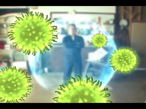 South Dakota Dept. of Health Flu TV AD
