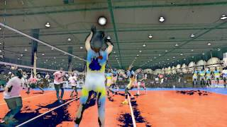 KRVA Boys Volleyball in Harrisburg PA