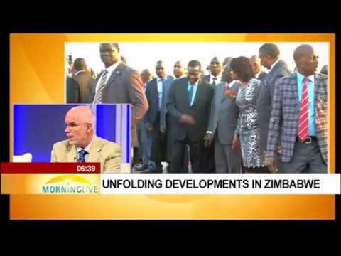 SABC News, Foreign Editor Sophie Mokoena on Zimbabwe's latest developments