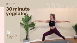 30 Minute Yogilates