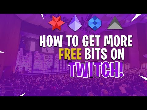 HOW TO Watch Ads On TWITCH To Get FREE BITS! - Shawny [SECRET TIPS TO HELP YOU GET MORE]