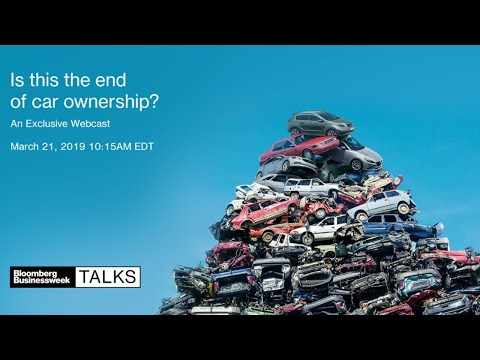 LIVE: The Future of Car Ownership