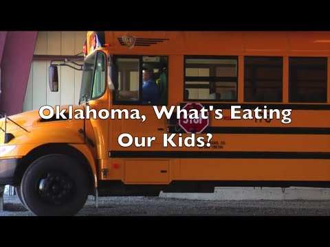 Oklahoma What's Eating Our Kids
