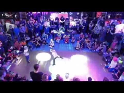 Ghetto Blaster 2016 Online Break Dance