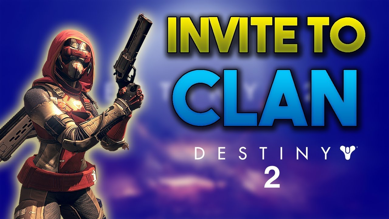 How to invite friendsplayers destiny 2 clan destiny 2 youtube how to invite friendsplayers destiny 2 clan destiny 2 stopboris Image collections