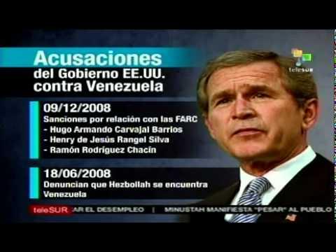 U.S. imposes abusive sanctions against Venezuela