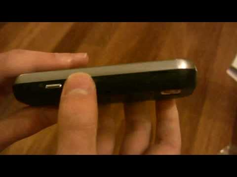 Samsung Moment (SPH-M900) Unboxing