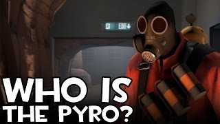 Who is the Pyro? (Saxxy 2013)