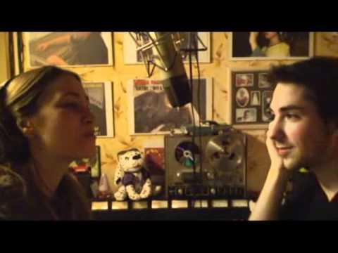 Un Roman d'Amitié Cover - Studio Session - Marie & Sylvain