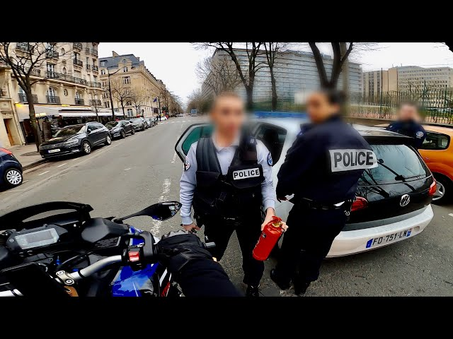 Arrestation d'un Fake Taxi