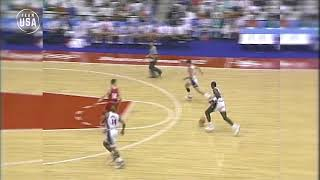 USA Basketball Brings Home The Gold In 1992 | Gold Medal Moments Presented By HERSHEY'S