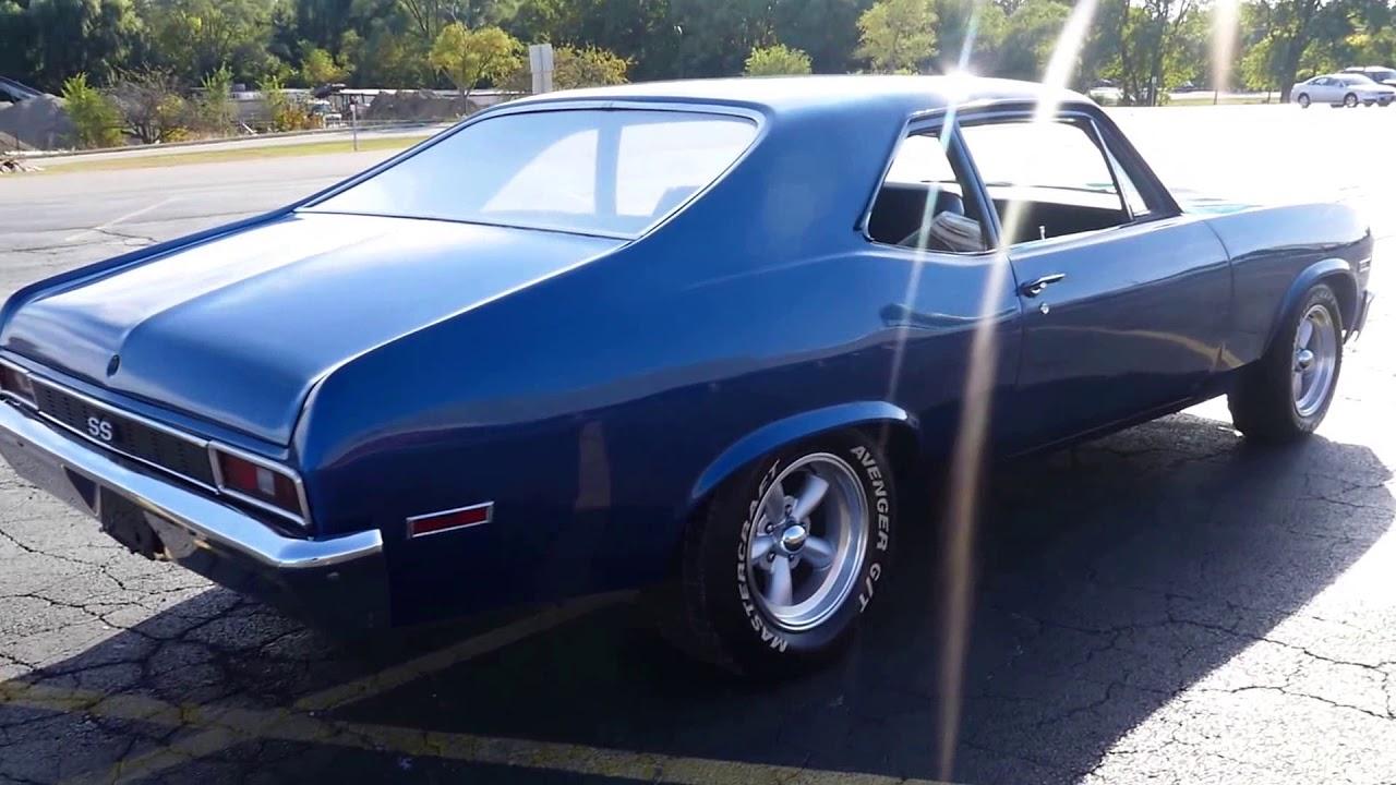 1971 Chevrolet Nova -SS TRIM-BIG BLOCK 454 V8 ENGINE -SOUTHERN CAR ...
