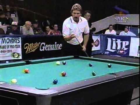 1995 Reyes vs Mizerak+final vs Davenport 9-ball