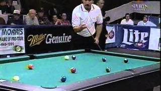 1995 Reyes vs Mizerak+final vs Davenport 9-ball