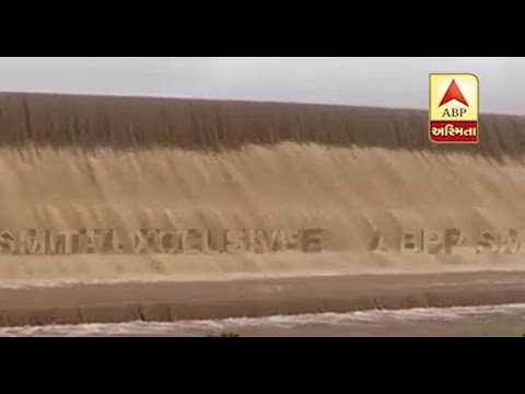 Tapi : Dosvada Dam Overflow After Heavy Rain District