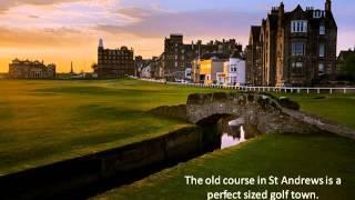 5 Best Golf Courses in Scotland