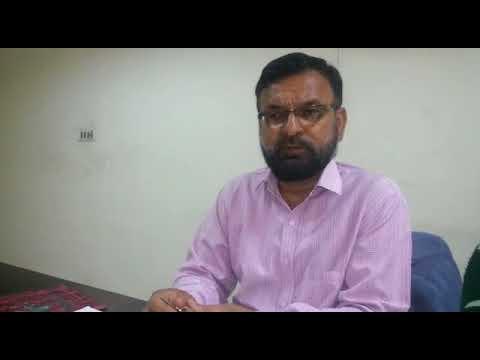 Spokesman Karachi Water Board Rizwan Haider discuss water issue in Karachi