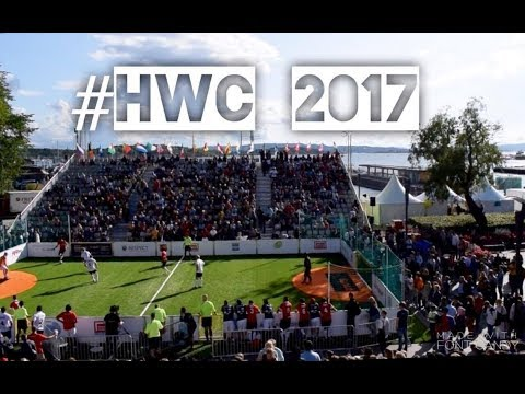 Homeless World Cup Oslo Noruega 2017 | La Final