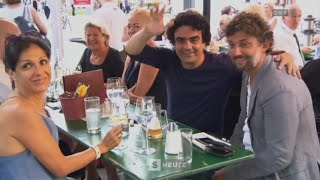 Jonas Kaufmann & Rolando Villazón -première Mackie Messer Salzburg