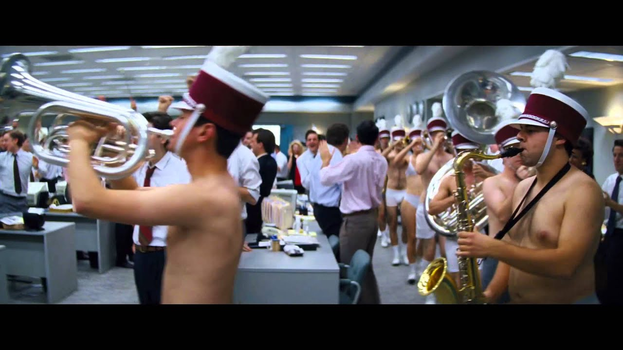 The Wolf of Wall Street - Become TV Spot