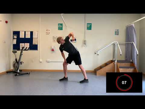Neck Class MSK Physiotherapy Loughborough Hospital