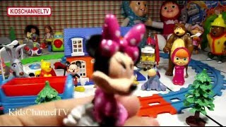 Mickey Mouse ClubHouse | Kids Toys Mainan Anak Anak