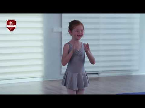 "Ballet With Natalia On Cambridge TV (5) - بەرنامەی "" بالێ لەگەڵ ناتالیا"" لە کەناڵی کامبرێج ئەلقەی ٥"